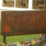 The wooden plaque with the nice name