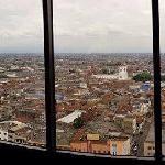 Vista de la ciudad.
