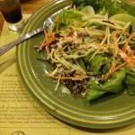 Crispy Adobo Salad