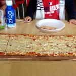 Jules Thin Crust Pizza