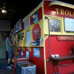 Trolly's counter