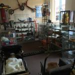 Ben's Vintage Toy Museum - upstairs