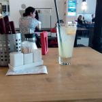 лимонад из маракуци