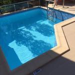 Small but enjoyable pool.
