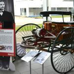 Benz Patent Motorwagen Museum AUTOVISION