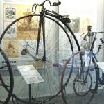 Bicycle history Museum AUTOVISION