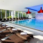 Melia Coral indor pool