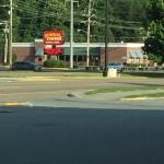 Golden Corral pigeon forge