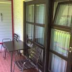 Balkon zur Suite
