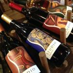 Our Musician series of wine.