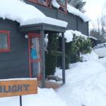 Snow in Tekapo