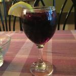 Sangria type drink