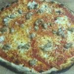 pizza salsiccia fresca e caciocavallo