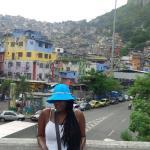 Favela visit - amazing.