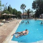 Foto de Koulouris Beach Hotel
