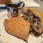 The Pasty - full of good food!