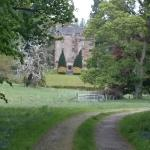 The Castle Leod ~ lovely magic of the highlands of Scotland x