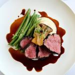 Char Crusted Beef Tenderloin