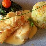 Interlaken - Landhotel Golf - good food