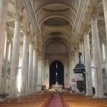 Inside of the Notre Dame de Boulogne