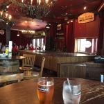 Quaint and cozy bar with live music every Sunday. It was an authentic pub with scrumptious food