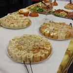 Wrap Tray Catering
