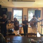 Band Playing on Father's Day 2015