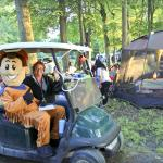 Whaley Mascot & Campsite