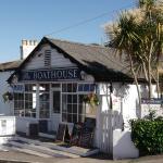 The BOATHOUSE Restaurant, Portscatho - June 2015