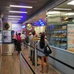 The Original Brooklyn Water Bagel Co. in downtown Fort Lauderdale, Florida.