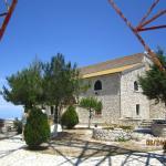 Pantokrator - najlepsze frappe z lodami na Korfu w tutejszej kawiarence! (wycieczka fakultatywna