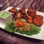 Tandoori chicken!