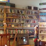 Falling Rock Cafe & Book Store Foto