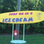 Dandys Soft Serve Ice Cream