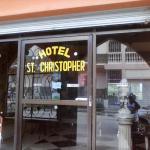 Hotel St. Christopher entrance