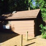 Photo de River Grove Campground and Cabins