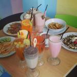 Menu at Teens Cafe Ciamis