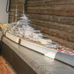 Tirpitz modell