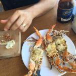 kaya restaurant mavi yengec