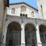 facciata esterna della Basilica