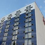 Hotel-Fassade