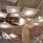 Lights in restaurant