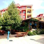 A view of the restaurant, Antika Restaurant, Marina Cape Hotel
