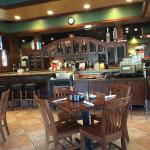 The bar at Joseph's.