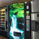Ice & Vending Area