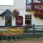 Red Shoot beer festival