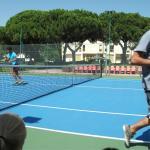 Tennis field