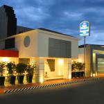 FACHADA DEL HOTEL de BEST WESTERN Plaza Vizcaya
