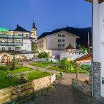 Vital Hotel Zum Ritter in der Dämmerung