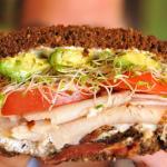 Our famous Unforgettable Sandwich